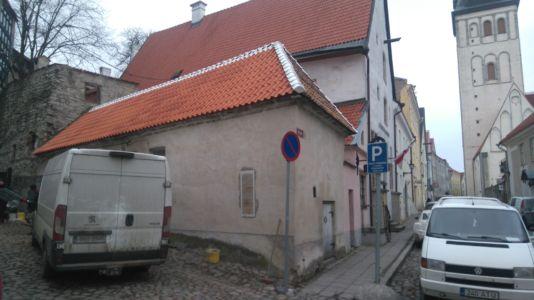 Elektrilevi OÜ, Tallinn, Rüütli 22, katusekatte vahetus (2016