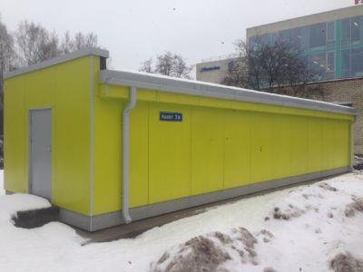 Tallinna Vesi AS, Mõigu reovee pumbamaja rekonstrueerimistööd (2016)